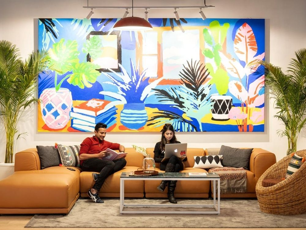WeWork-Two-horizon-centre-gurugram