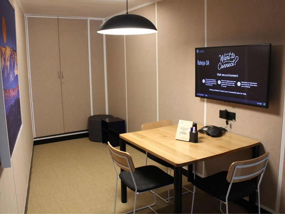 Raheja-Platinum-6E-Conference-Room