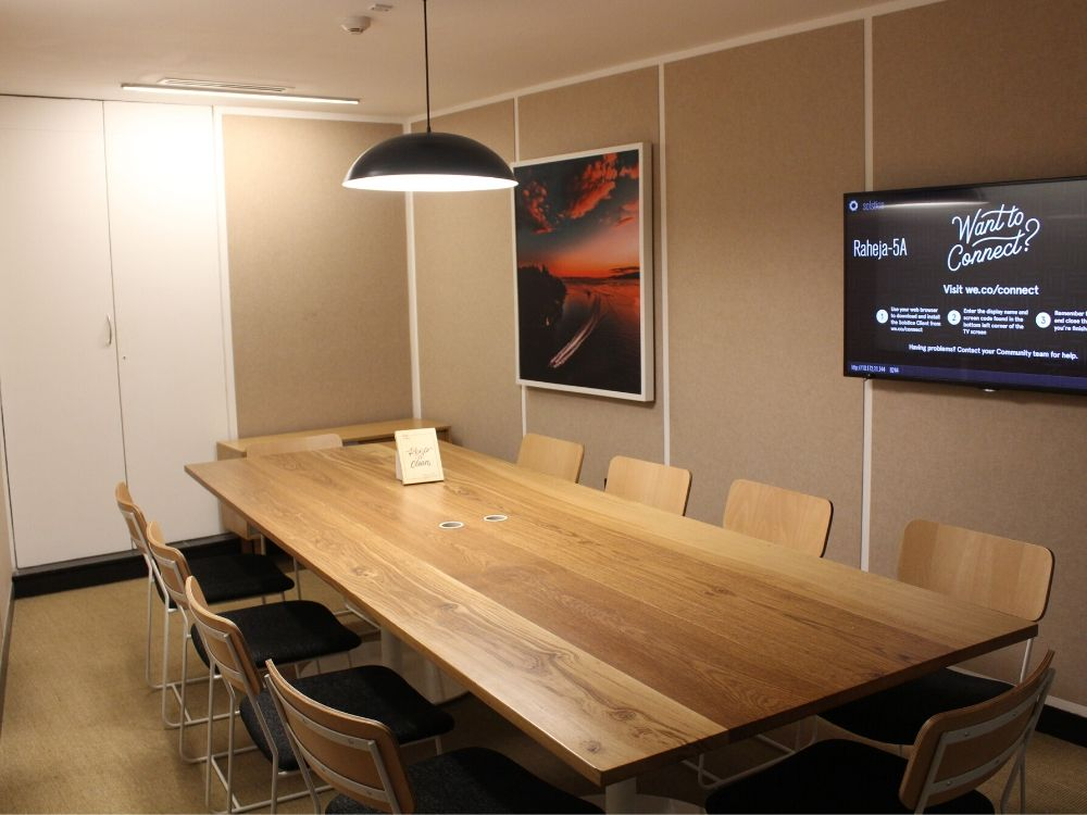 Raheja-Platinum-5A-Conference-Room