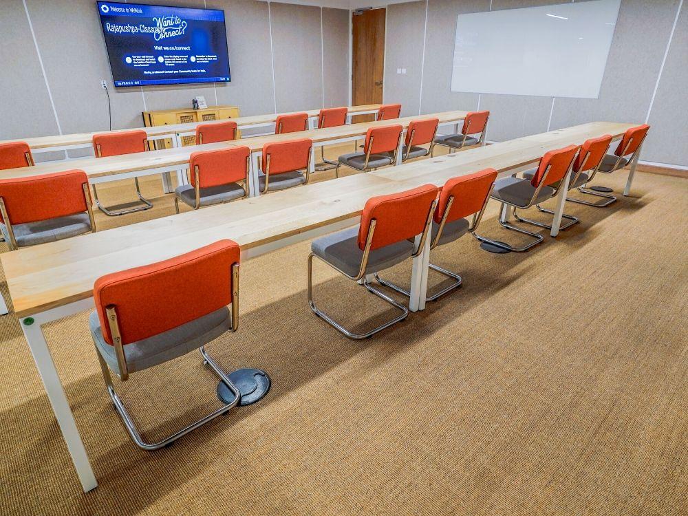Rajapushpa-1B-Classroom