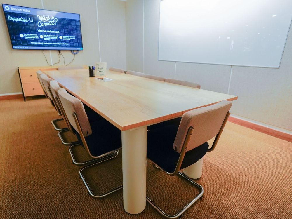 Rajapushpa-1J-Conference-Room