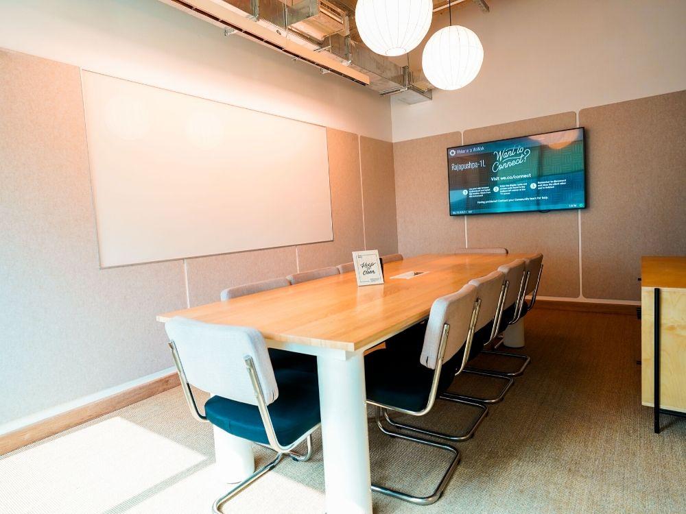 Rajapushpa-1K-Conference-Room