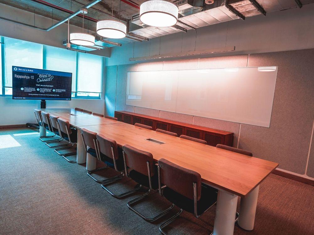 Rajapushpa-1S-Boardroom